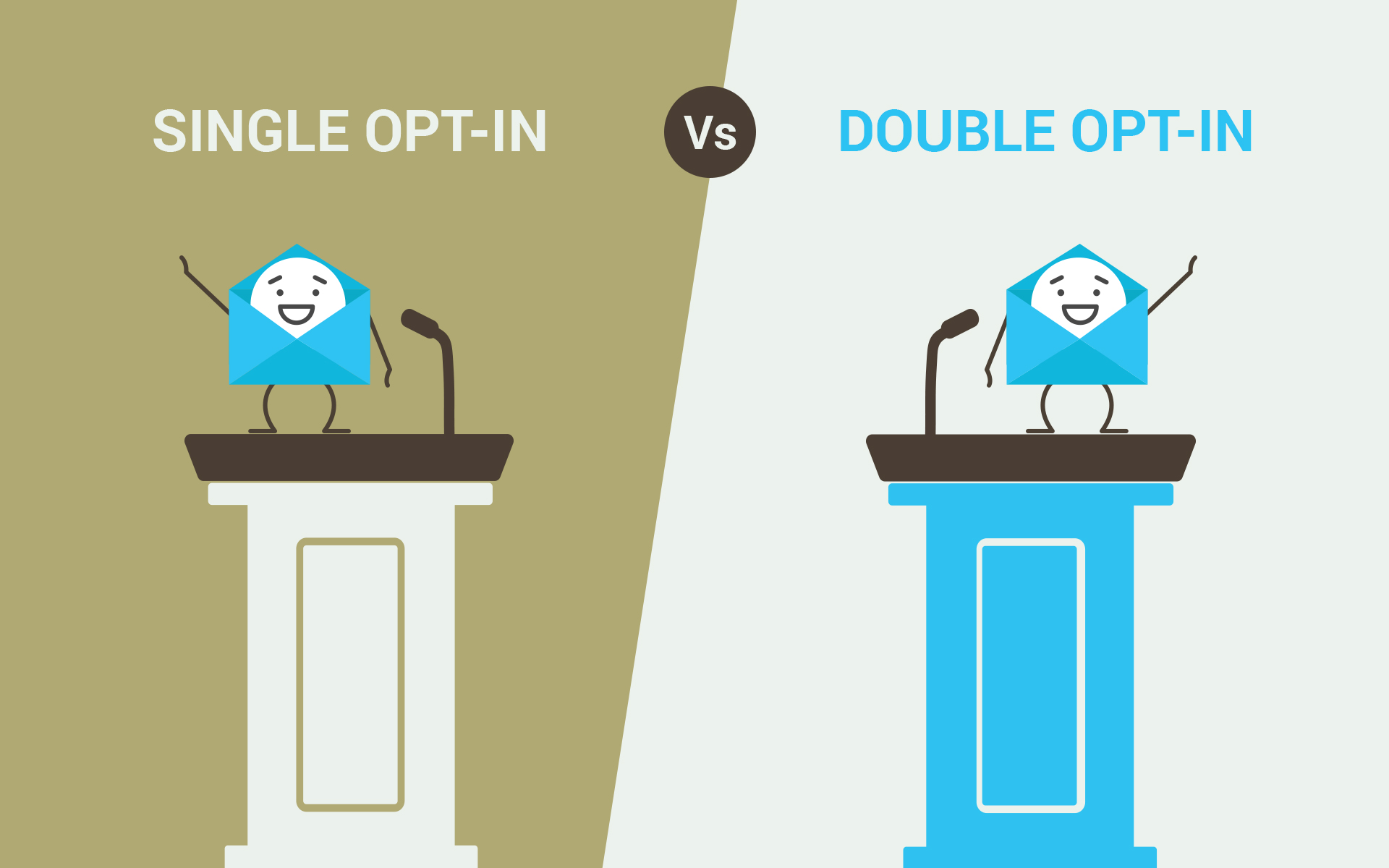 Single opt in vs double opt in what s best for your email for Free opt in form templates